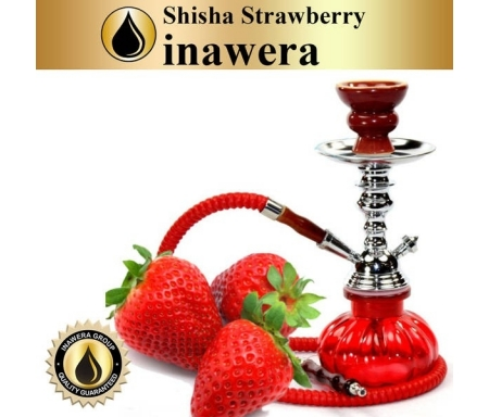 Inawera Shisha Strawberry Flavor Concentrate - Nicetill Online Vape Shop Cyprus