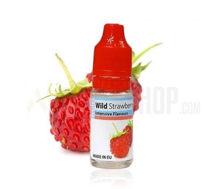 MolinBerry Wild Strawberry 10ml Flavor Concentrate - Nicetill Online Vape Shop