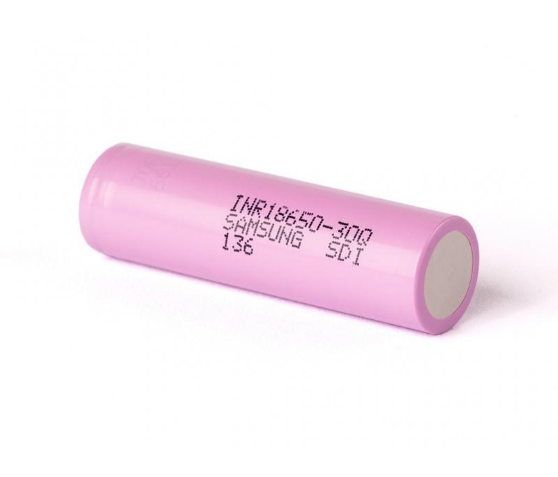 Samsung 18650 30Q 3000mAh 15A Battery - Nicetill Online Vape Shop Cyprus