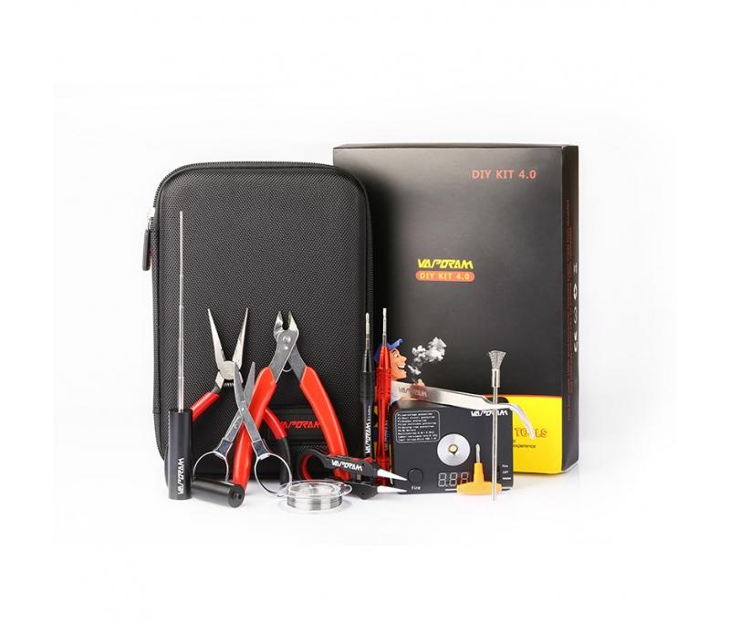 Vaporam E-Cig DIY Tool Kit 4.0 Mini - Nicetill Online Vape Shop Cyprus