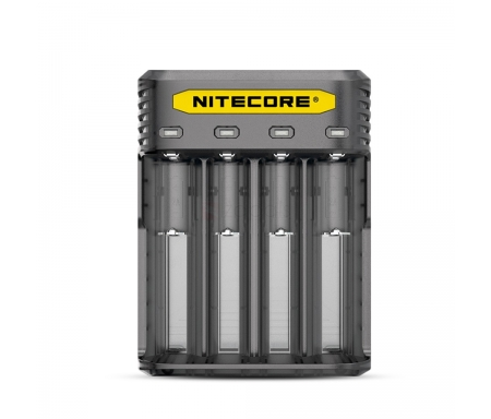 Nitecore Q4 2A Quick Wall Charger - Nicetill Online Vape Shop Cyprus