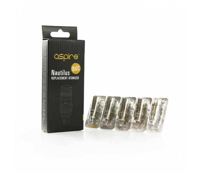 Aspire Nautilus BVC Cotton Coil - Nicetill Online Vape Shop Cyprus