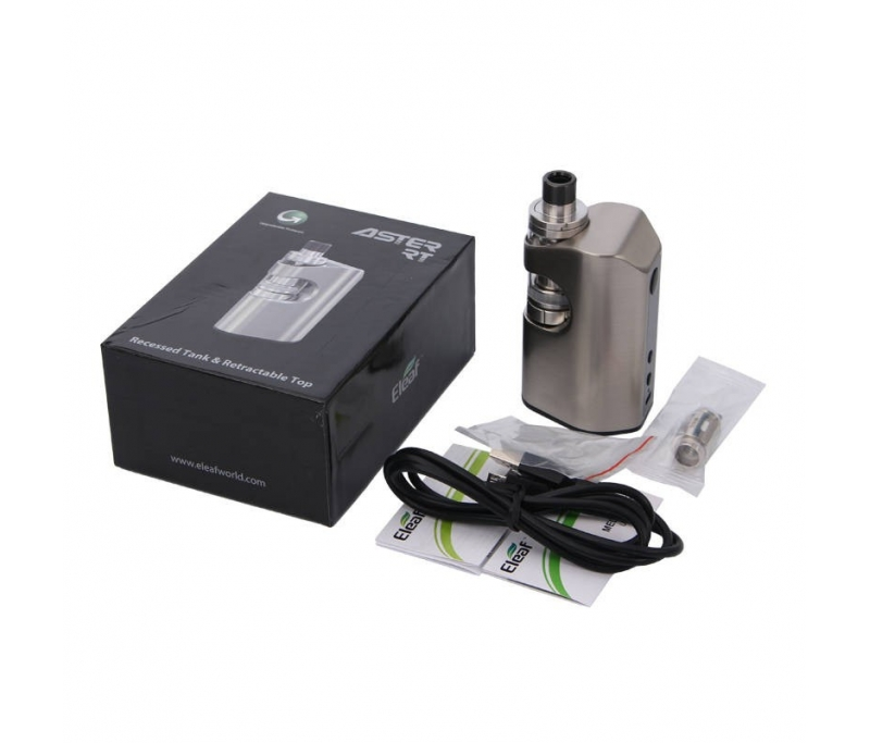 Eleaf Aster RT with Melo RT 22 Starter Kit - Nicetill Vape Shop Cyprus