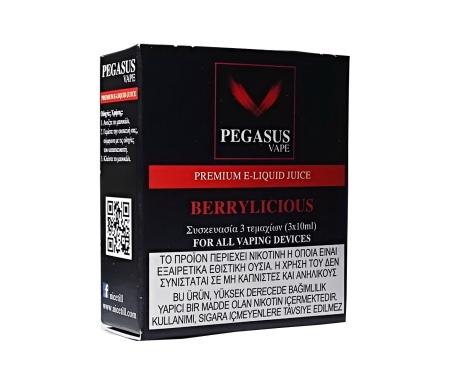 Pegasus Vape Berrylicious e-liquid - Nicetill Online Vape Shop Cyprus