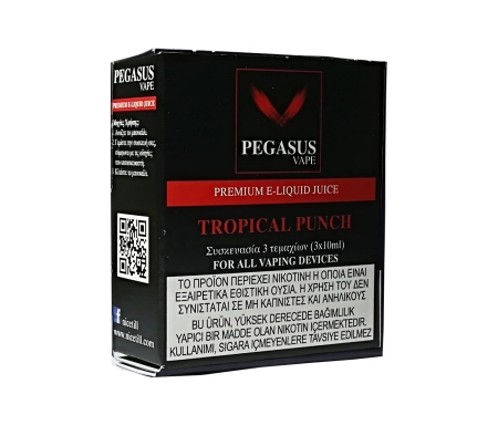 Pegasus Vape Tropical Punch eliquid - Nicetill Online Vape Shop Cyprus