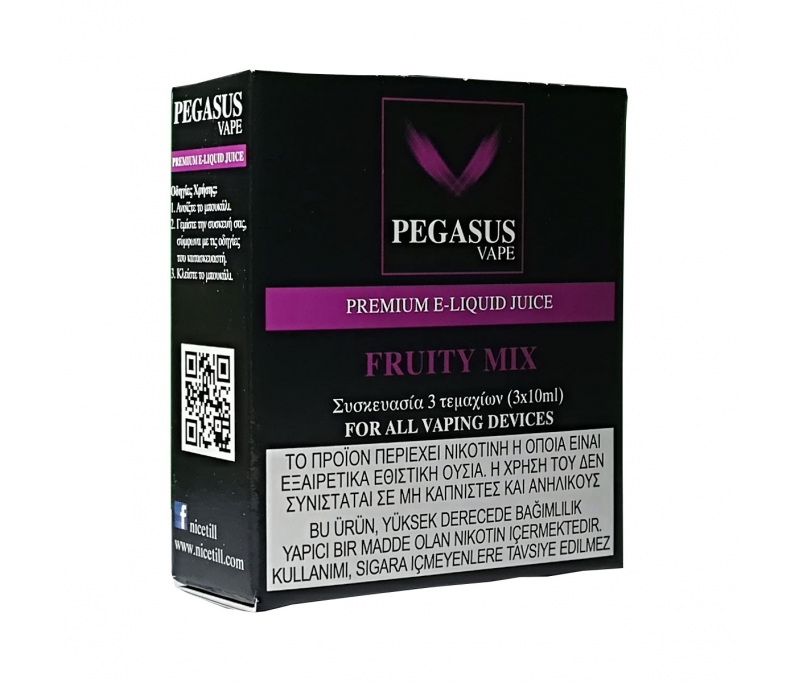 Pegasus Vape Fruity Mix e-liquid - Nicetill Online Vape Shop Cyprus