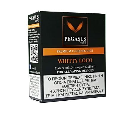 Pegasus Vape Whitty Loco Premium E-Juice - Nicetill Online Shop Cyprus