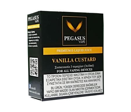 Pegasus Vape Vanilla Custard E Liquid - Nicetill Online Shop Cyprus