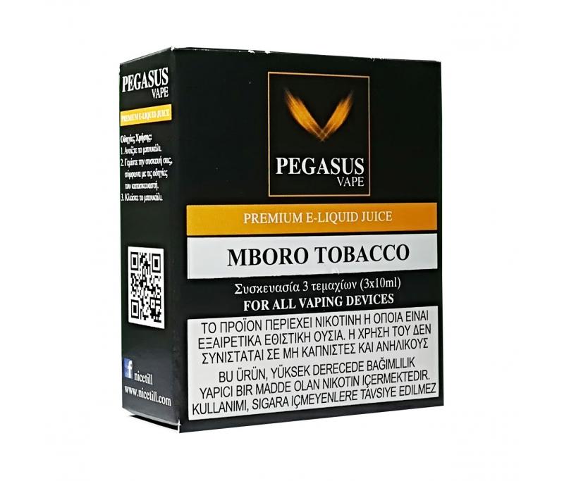 Mboro Tobacco e-juice by Pegasus Vape - Nicetill Vape Shop Cyprus