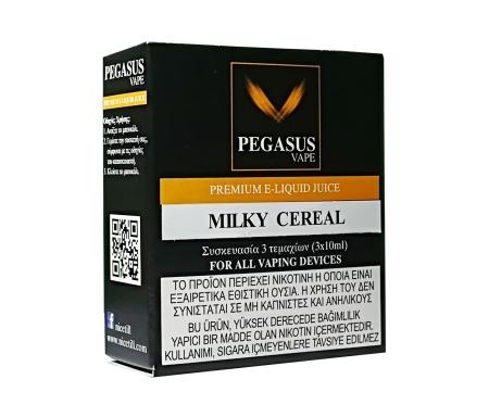 Pegasus Vape Milky Cereal Premium E-liquid - Nicetill Vape Shop Cyprus