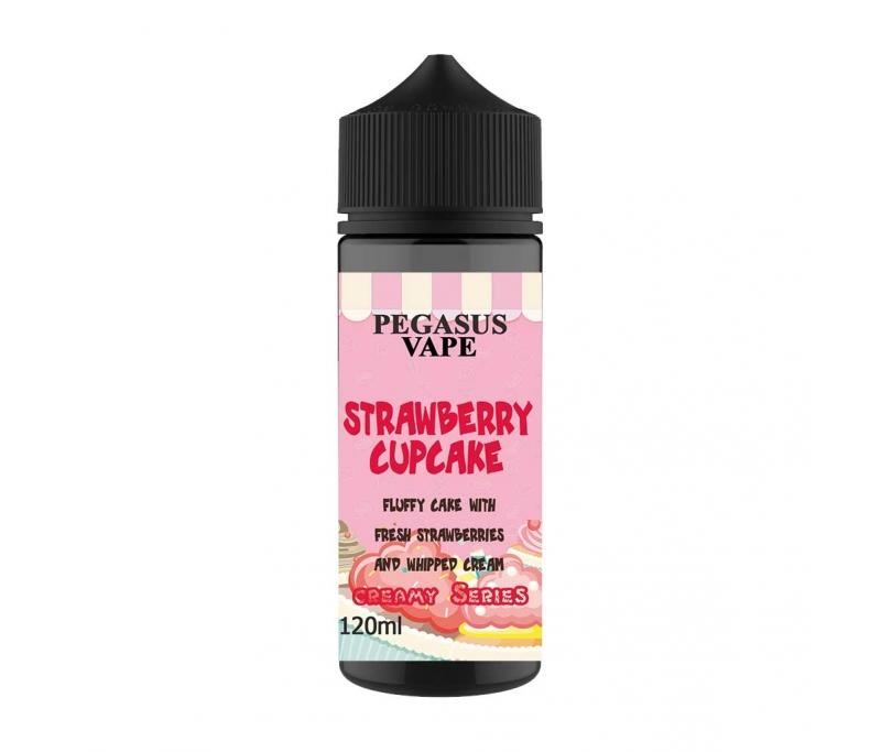 Pegasus Vape Strawberry Cupcake Shake - Nicetill Online Vape Shop Cyprus