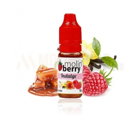 Molin Berry Indulge Flavor Concentrate - Nicetill Online Vape Shop Cyprus