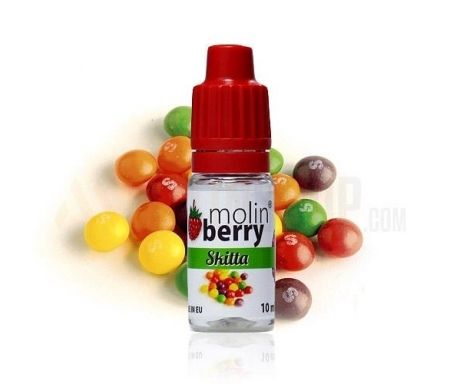Molin Berry Skitta 10ml Flavor Concentrate - Nicetill Online Vape Shop Cyprus